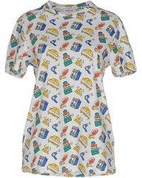 Au Jour Le Jour - T-shirt - Lyst