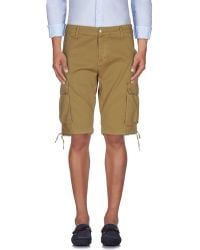 Meltin' Pot - Bermuda Shorts - Lyst
