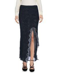 Roberta Scarpa - 3/4 Length Skirts - Lyst