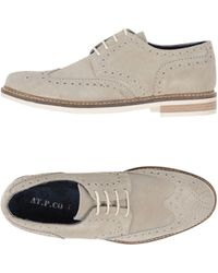 AT.P.CO - Lace-up Shoe - Lyst