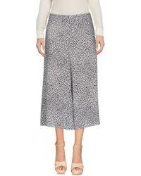 Nanushka - 3/4 Length Skirt - Lyst