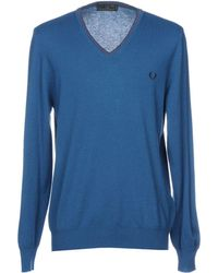 Fred Perry - Sweater - Lyst