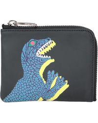 PS by Paul Smith - Dino Corner Zip Wallet - Lyst