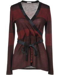 Best Sale For Sale KNITWEAR - Cardigans Debbie Katz Cheap Websites TU2FRbVM