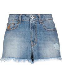 Vivienne Westwood Anglomania - Denim Shorts - Lyst