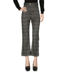 WOOD WOOD - Casual Trouser - Lyst