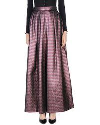 Ultrachic - Long Skirts - Lyst