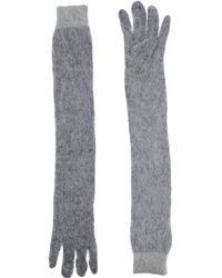 54b6fe6bf Women's Stella McCartney Gloves Online Sale - Lyst