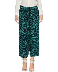 Attic And Barn - 3/4-length Trousers - Lyst