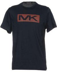 Michael Kors - T-shirt - Lyst