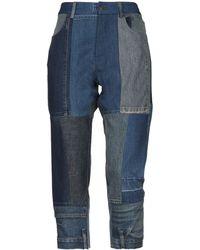 6397 - Denim Pants - Lyst