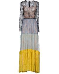 Philosophy di Alberta Ferretti - Long Dress - Lyst