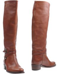 Ralph Lauren Collection - Boots - Lyst
