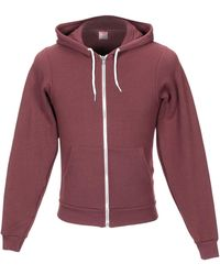 American Apparel - Sweatshirt - Lyst
