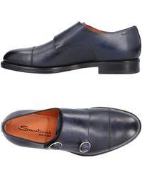 Santoni - Loafer - Lyst