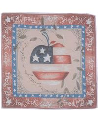 Fred Mello - Square Scarf - Lyst