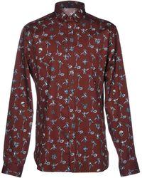 Just Cavalli - Shirt - Lyst