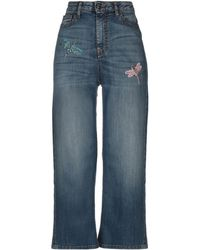 465b684605 Lyst - Vivetta Denim Pants in Blue