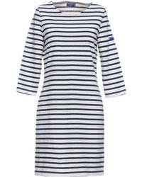 Saint James - Short Dress - Lyst