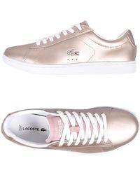 628cbbae5e Chaussures Lacoste femme à partir de 29 € - Lyst