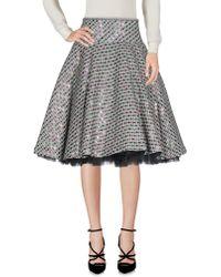 Ashish - Knee Length Skirt - Lyst
