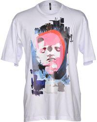 Versus - T-shirt - Lyst