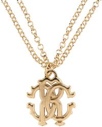 Roberto Cavalli | Necklace | Lyst