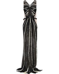 Manuel Facchini - Long Dress - Lyst