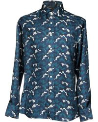 Tod's - Shirt - Lyst