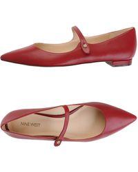 Nine West - Ballet Flats - Lyst