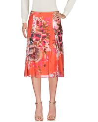Caractere - 3/4 Length Skirts - Lyst