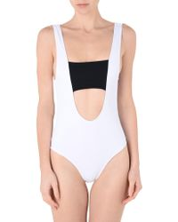 Beth Richards - One-piece Swimsuit - Lyst