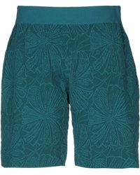 Roberto Collina - Bermuda Shorts - Lyst