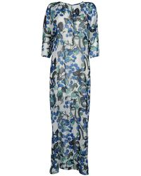Daniela Fargion - Long Dress - Lyst