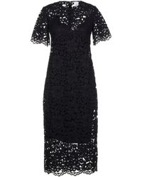 Iris & Ink - 3/4 Length Dress - Lyst