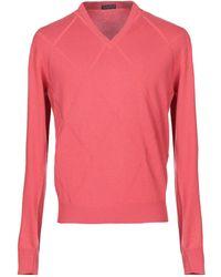 Ballantyne Sweater - Pink