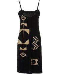 Ralph Lauren Black Label - Vestito al ginocchio - Lyst
