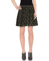 Milano Parigi - Mini Skirts - Lyst