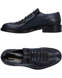 John Galliano - Lace-up Shoe - Lyst