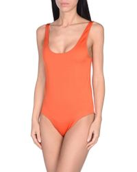Baserange - One-piece Swimsuit - Lyst
