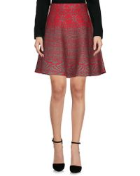 Care Of You - Knee Length Skirt - Lyst