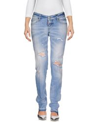 DSquared² - Denim Pants - Lyst