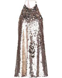 Oh My Love - Short Dress - Lyst