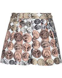 Roberto Cavalli Shorts - Multicolor