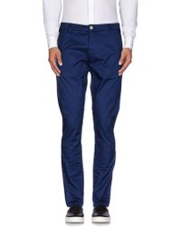 Low Brand - Casual Pants - Lyst