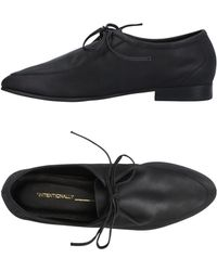 """""""intentionally_______."""" - Lace-up Shoe - Lyst"""