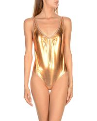 Pieces - One-piece Swimsuits - Lyst