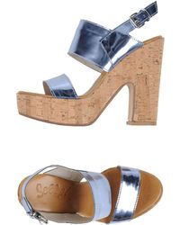 Scoop - Sandals - Lyst
