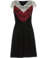 Paola Frani - Short Dresses - Lyst