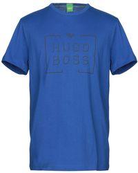 BOSS Green - T-shirt - Lyst